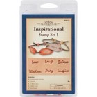 Silver Creek Crafts . SCC INSPIRATIONAL STAMP SET