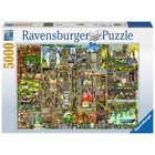 Ravensburger (fx shmidt) . RVB Bizarre Town 5000Pc Puzzle
