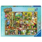Ravensburger (fx shmidt) . RVB Gardeners Cupboard  1000Pc Puzzle