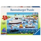 Ravensburger (fx shmidt) . RVB Happy Harbour  35Pc Puzzle