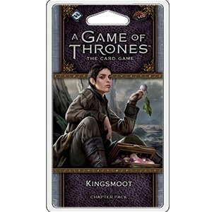 Fantasy Flight Games . FFG A Game Of Thrones LCG: Kingsmoot