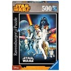 Ravensburger (fx shmidt) . RVB Star Wars 500 Pc Puzzle