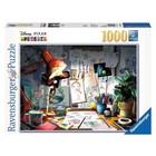 Ravensburger (fx shmidt) . RVB The Artists Desk 1000Pc Puzzle