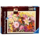 Ravensburger (fx shmidt) . RVB The Cottage Garden 500Pc Puzzle