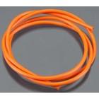TQ Racing Products . TQR 13 Gauge 3' Orange