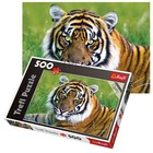 Trefl (puzzles) . TRF Tiger 500Pc Puzzle