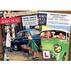Trefl (puzzles) . TRF Vintage Posters 1000Pc Puzzle