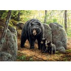 Cobble Hill . CBH Mama Bear 1000Pc Puzzle