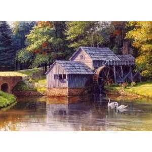 Cobble Hill . CBH Marby Mill 1000Pc Puzzle