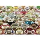 Cobble Hill . CBH More Teacups 1000Pc Puzzle