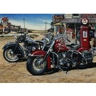Cobble Hill . CBH Two For The Road 1000Pc Puzzle