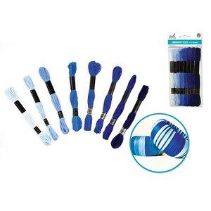 MultiCraft . MCI Cotton Floss 8M Blue Heaven