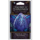 Fantasy Flight Games . FFG A Game Of Thrones LCG: Favor of the Old Gods