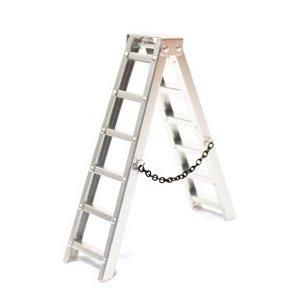 Racers Edge . REG 1/10 Scaler Aluminum Step Ladder (100mm)