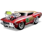 Motor Max . MMX 1/18 CHEVY CHEVILLE '69 MUSCLE