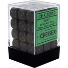 Chessex . CHX Speckled: 36D6 Earth Dice