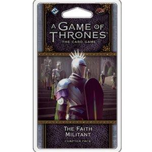 Fantasy Flight Games . FFG A Game Of Thrones LCG: The Faith Militant