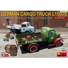 Military Miniatures 1/35 German Cargo Truck L1500S Type