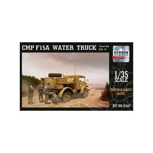 1/35 CMP Ford F15A Water Truck Cab 13