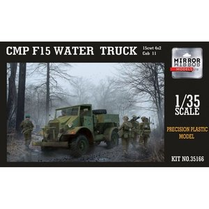 1/35 CMP Ford F15 Water Truck Cab 11