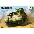 TAKOM . TAO Bristish Medium Tank M3 Grant (1/35)