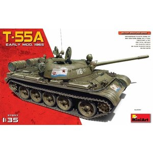 Miniart . MNA 1/35 T-55A Early Mod. 1965