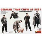 Miniart . MNA 1/35 German Tank Crew At Rest