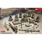 Miniart . MNA 1/35 Panzerschreck RPzB. 54 & Ofenrohr RPzB. 43 Set