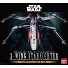 Bandai . BAN 1/48 X-Wing Starfighter Moving Ed