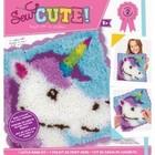 Colorbok . COK Unicorn Latch Hook Kit