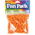 Cousins Corporation . CCA Orange Cousin Pony Beads