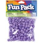 Cousins Corporation . CCA Purple Cousin Pony Beads