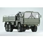 Cross RC . CRO MC6 Military Truck Kit, 1/10 Scale, 6x6