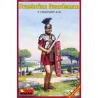 Miniart . MNA 1/16 Praetorian Guardsman II Century A.D.