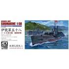 AFV Club Hobby Fan . AFV 1/350 Japanese Navy Submarine I-58 Late Version