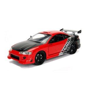 Jada Toys . JAD 1995 Mitsubishi Eclipse - Red