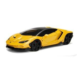 Jada Toys . JAD 2017 Lamborghini Centenario - Lambo Yellow
