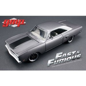 Georgia Marketing&Promo . GMP 1/18 Fast & Furious: Tokyo Drift - 1970 Plymouth Road Runner