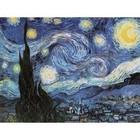 """Reeves Art Supplies . REE """"Starry Night"""" - Paint by Number 12 X 16"""