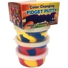 Zorbitz Inc . ZRB Color Changing Fidget Putty