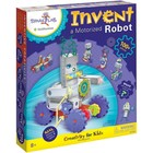 Creativity for kids . CFK Spark Lab Smithsonian Kit -Invent a Motorized Robot