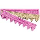NY Cake . NYC Elizabeth Lace - Pink Silicone Mold