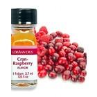 Lorann Gourmet . LAO Cran-Raspberry Flavor 1 Dram