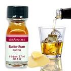 Lorann Gourmet . LAO Butter Rum Flavor 2 Drams