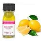 Lorann Gourmet . LAO Lemon Oil Natural 1 Dram