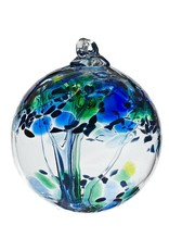 Tree of Kindness Glass Ornament