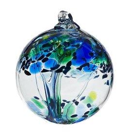 Kitras Art Glass Tree of Kindness Glass Ornament