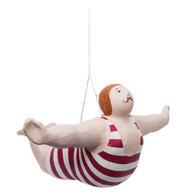 Hanging Man Swimmer