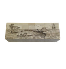 Bone Box of Ancient Whale Hunt