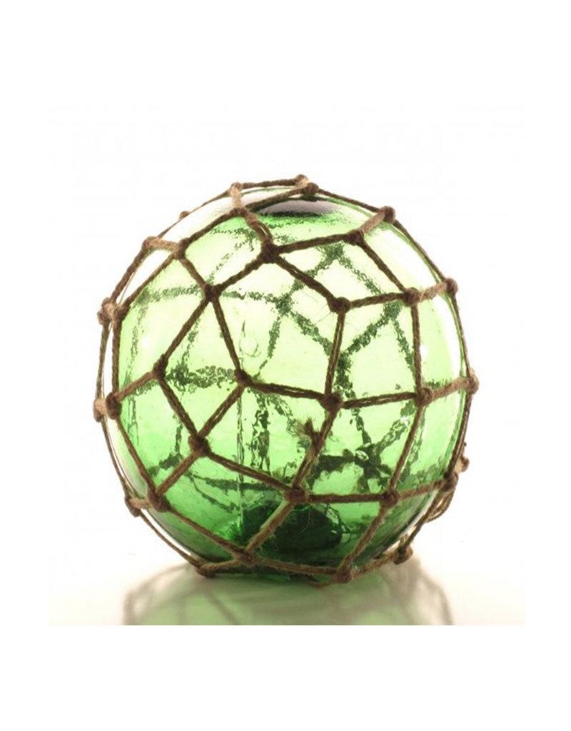 Glass Buoy with Net
